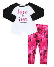 Girls - Love To Run (2T-4T)