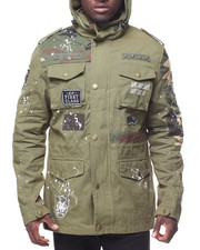 Men - 1st Infantry Military Jacket