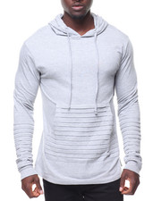 Men - Motto Pocket Pullover Hoodie
