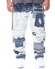 Men - Patch Denim Jean (B&T)