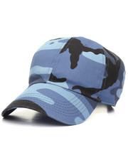 Buyers Picks - Blue Sky Camo Dad Cap