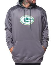 Hoodies - L/S Green Bay Packers Hoodie (B&T)