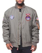 Buyers Picks - MA-1 Patched Flight Jacket (B&T)