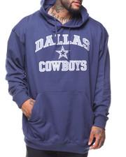 Men - L/S Dallas Cowboys Hoodie (B&T)
