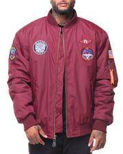 Men - MA-1 Patched Flight Jacket (B&T)