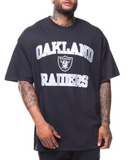 Shirts - S/S Oakland Raiders Tee (B&T)