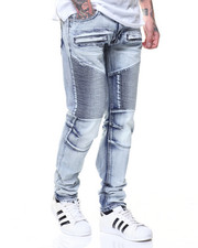 Jeans - Indigo Flash Motto Jeans