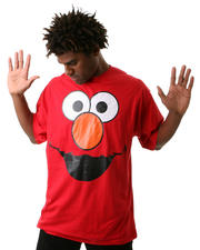 Disney/Sesame Street - ELMO BIG FACE TEE