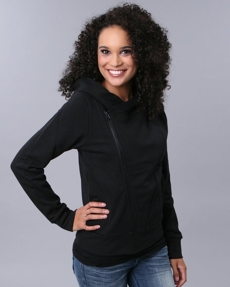 The North Face Black Women's Bon Bonnie Full Zip Hoodie
