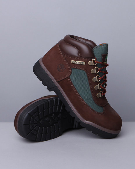 Field Boots (3.5 7) Brown