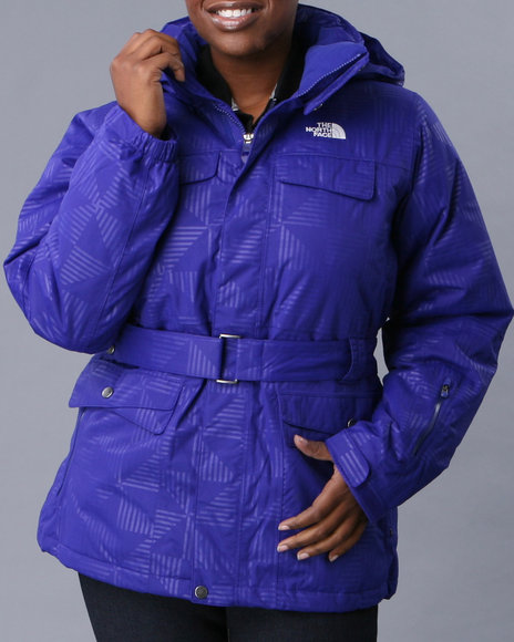 The North Face Women Womens Get Down Jacket - Outerwear