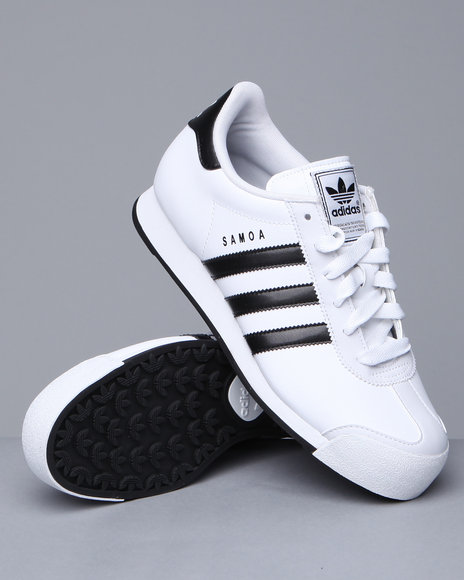 Adidas Women White Samoa W Sneakers