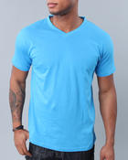 Shirts - VNECK BASIC TEE