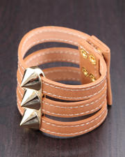 DJP OUTLET - Multi Strap Leather Bracelet