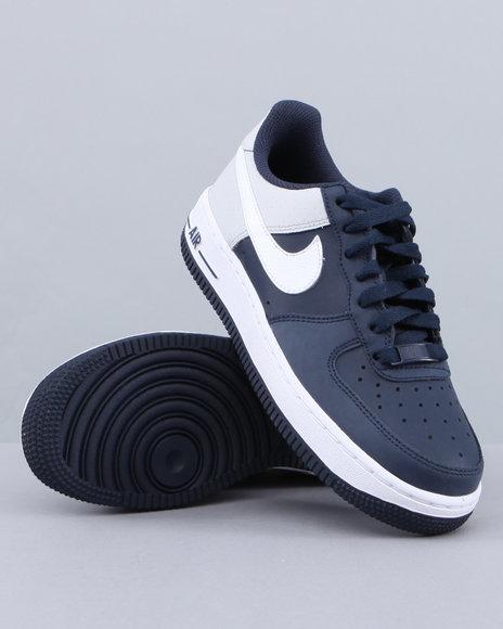 Nike Boys Air Force 1 (GS) - Footwear