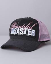 "Beautiful Disaster - ""Malibu"" Trucker Hat"
