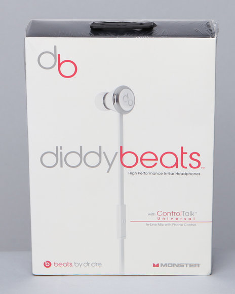 Beats By Dr.dre Men Diddybeats High-definition Headphones With