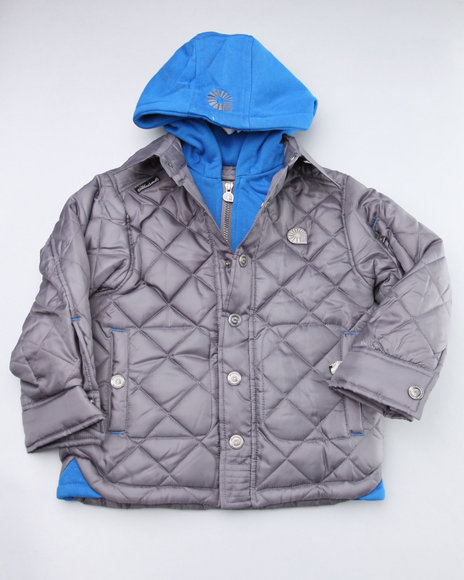 - DOWNTOWN 2FER JACKET (TOD)