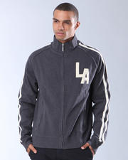 DJP OUTLET - Blue Marlin LA SURF TRACK JACKET