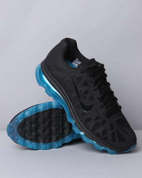 Nike - Women Black  Nike Airmax 2011 Sneakers