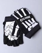 The Skate Shop - Skeleshred Bike Gloves