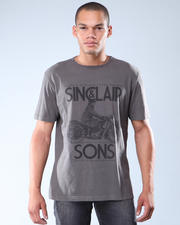 Men - EIGHT PENNY NAILS SINCLAIR TEE