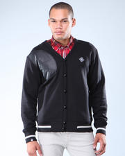 DJP OUTLET - Cardiff Fleece Cardigan