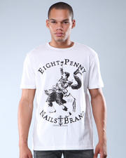 Shirts - EIGHT PENNY NAILS SCOTSMAN TEE