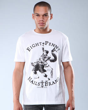 DJP OUTLET - EIGHT PENNY NAILS SCOTSMAN TEE