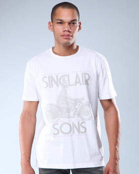 DJP OUTLET - Eight Penny Nails Sinclair Son's tee
