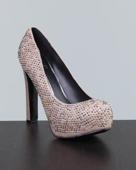 DJP OUTLET - Brenna Studded Pump