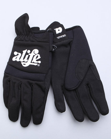 Grenade - Men Black Grenade X Alife Gloves