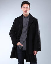DJP OUTLET - Crombie Coat