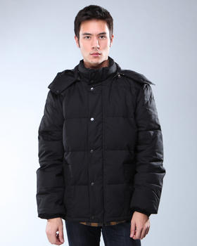 DJP OUTLET - Camera Cotton Downfill Coat