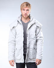 DJP OUTLET - Harper Japanese-Military Hooded Jacket