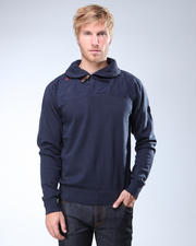 DJP OUTLET - Hamond Cotton/Coated Nylon Technical Fleece