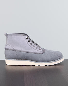 DJP OUTLET - Canvas/nubuck Duck Boot