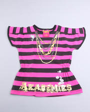 Tops - Chain Tunic With Rhinestones (4-6X)