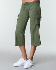 Women - Rothco Capri Sweatpants