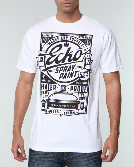 Ecko Men Hater Proof Tee - Shirts