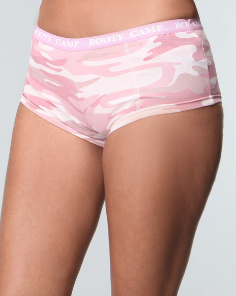 Rothco - Women Pink Rothco Booty Camp Shorts