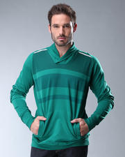 DJP OUTLET - AJ Shawl Neck Pullover Fleece