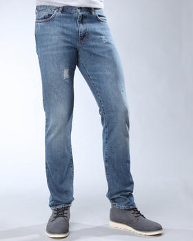 DJP OUTLET - ROY WORN EVERLAST DENIM