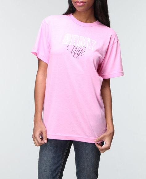 Rothco Pink Rothco Army Wife T-Shirt