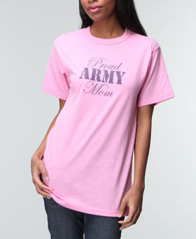 DRJ Army/Navy Shop - Rothco Proud Army Mom T-Shirt