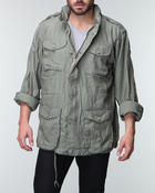 Outerwear - Rothco Authentic M-65 Lightweight Field Jacket