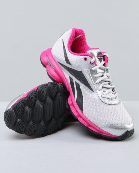 Reebok Women Grey Runtone Express Sneakers
