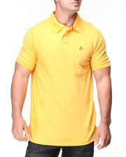 Men - Cambridge Vintage Wash Pique Polo