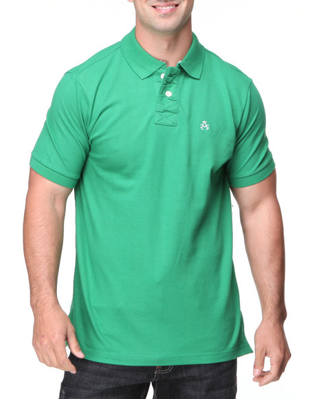 - Cambridge Vintage Wash Pique Polo