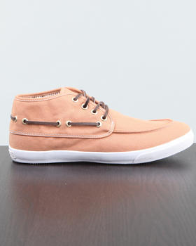 DJP OUTLET - Mid deck canvas hightop sneaker